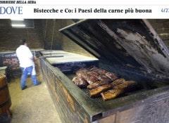 Corriere della sera Dove Brisket Milano