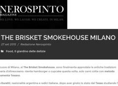 NEROSPINTO Brisket Milano