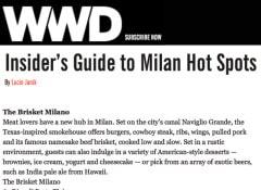 WWD Brisket Milano